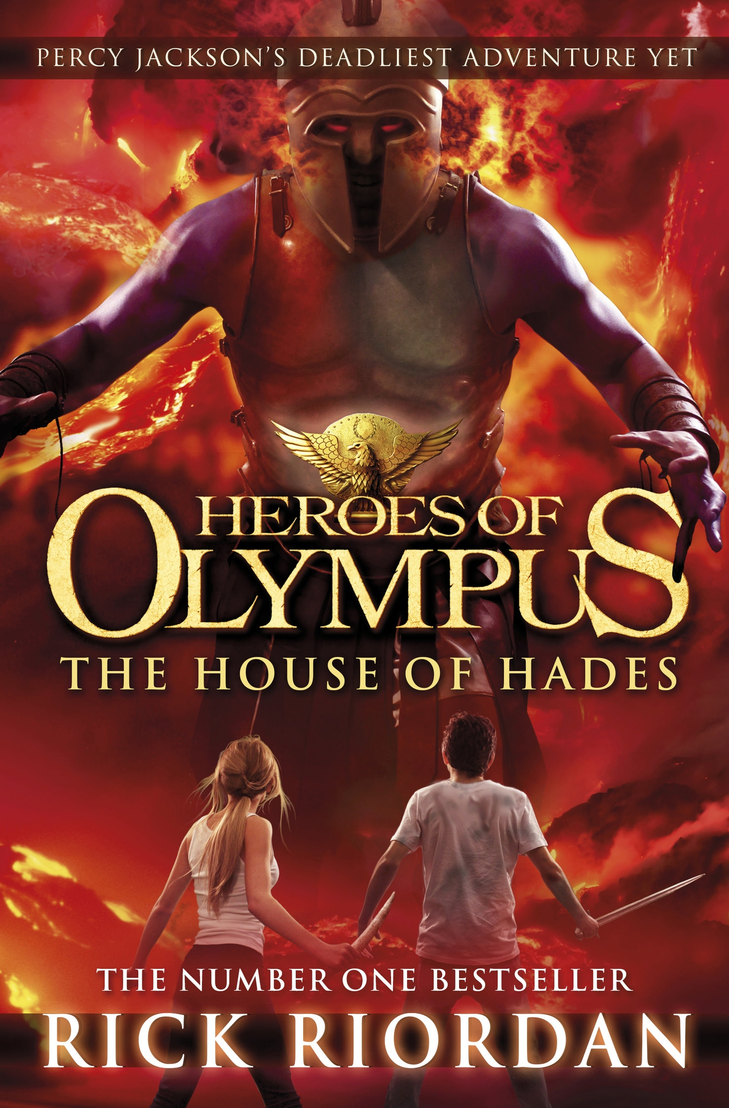 House of Hades  Heroes of Olympus  04  by Rick Riordan ReviewThe Heroes Of Olympus The House Of Hades